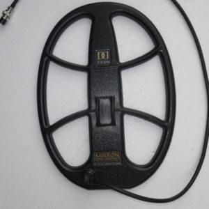 Suchspule für NRG 150 – 34x25cm 7,5 kHz mit Spulenschutz
