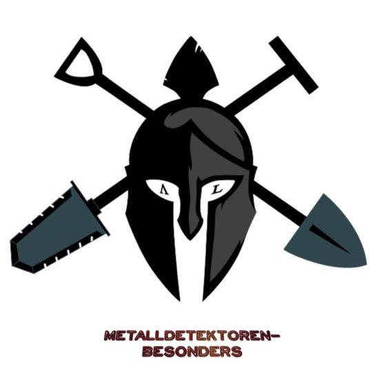 Metalldetektoren besonders logo