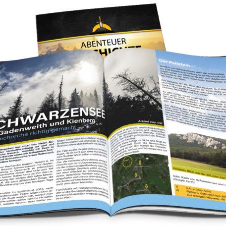 Abenteuer Geschichte Magazin 1