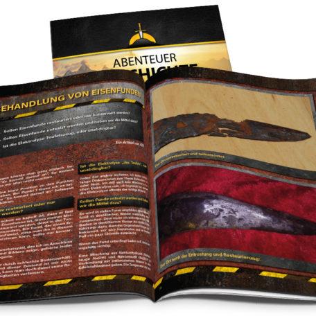 Abenteuer Geschichte Magazin 3