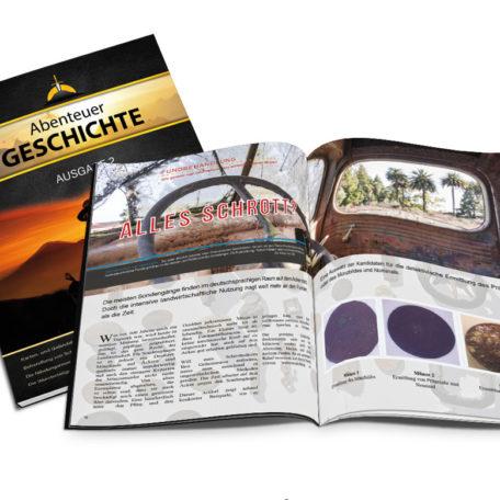 Abenteuer Geschichte Magazin 2 - 3