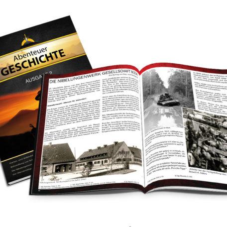 Abenteuer Geschichte Magazin 2 - 4