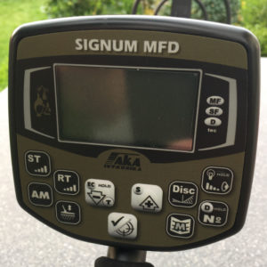 AKA Signum MFD (gebraucht, neuwertig)