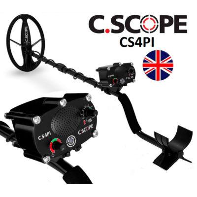 C.scope CS4PI Pulsinduktions-Detektor