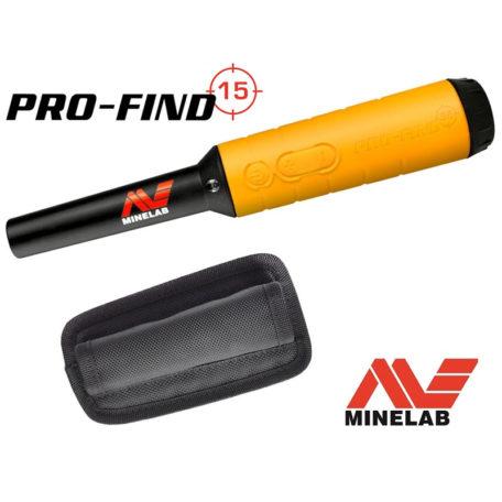 Minelab ProFind 15